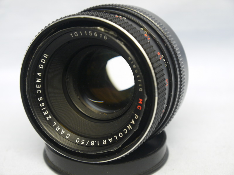 Carl Zeiss Pancolar 1.8 50MM MC Prime M42 Standard Lens 24.99