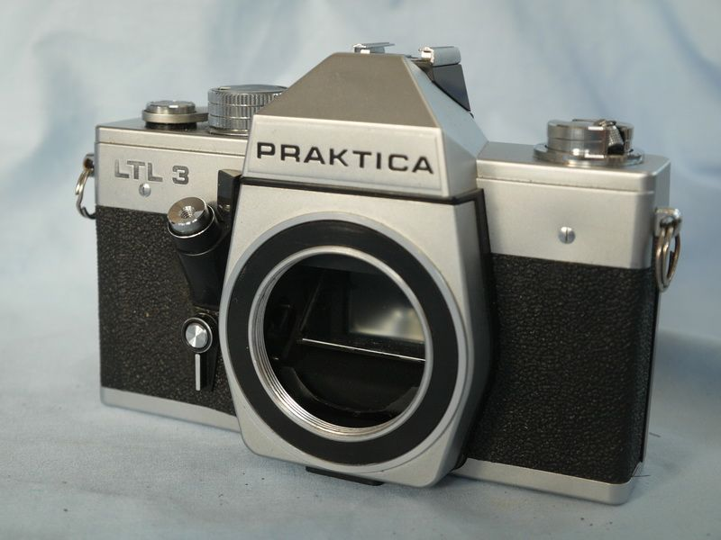 42mm praktica ltl3 m42 slr camera 4.99
