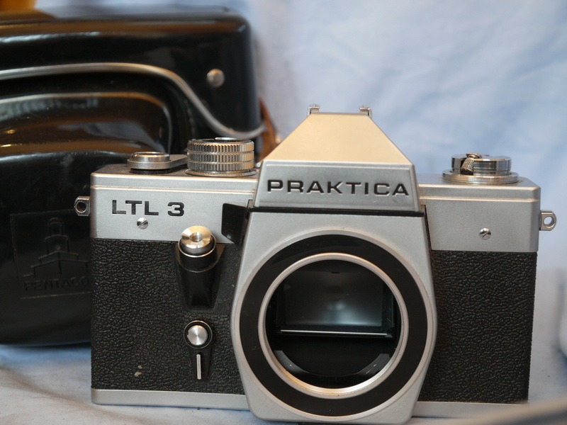 42mm praktica ltl3 m42 slr camera cased 5.99