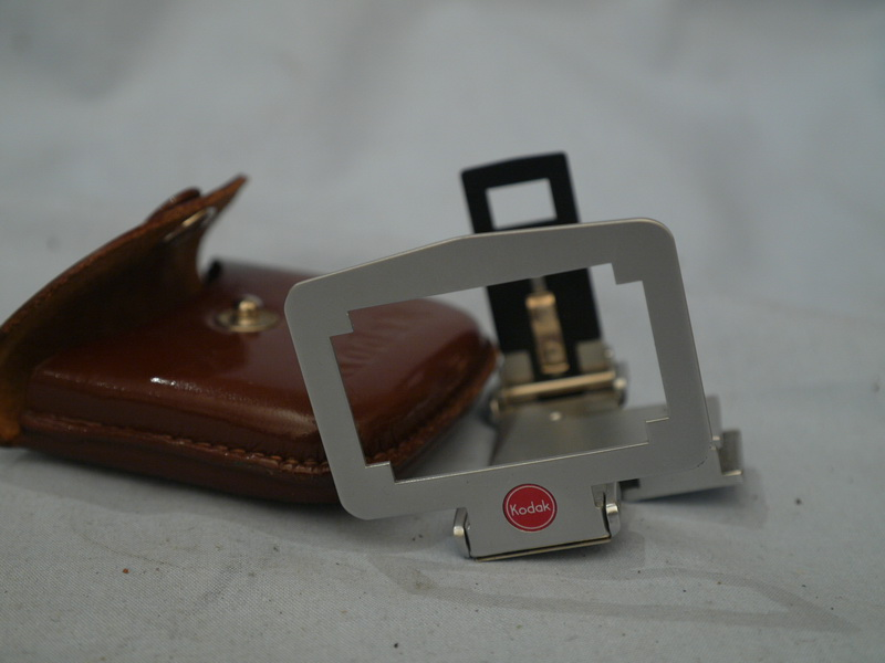 KODAK Kodak Accessory Retina Frame Finder Cased 14 99