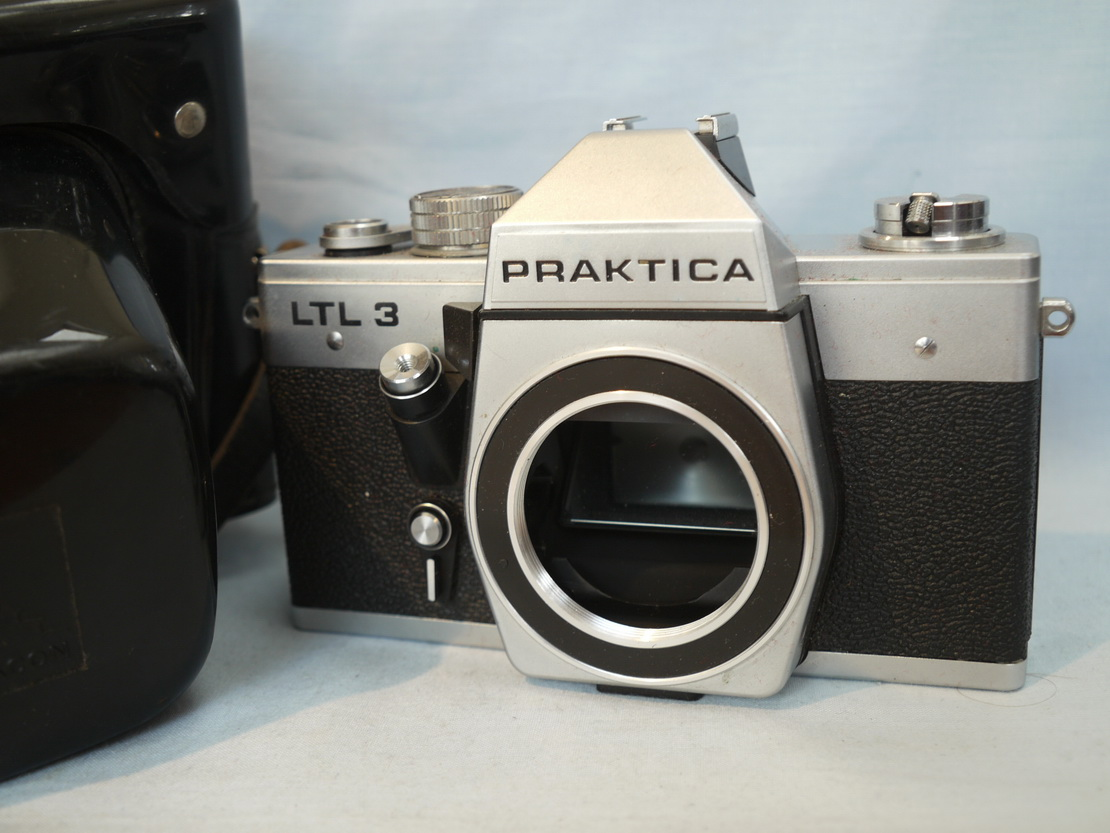 Praktica ltl3 cased slr camera 6.99