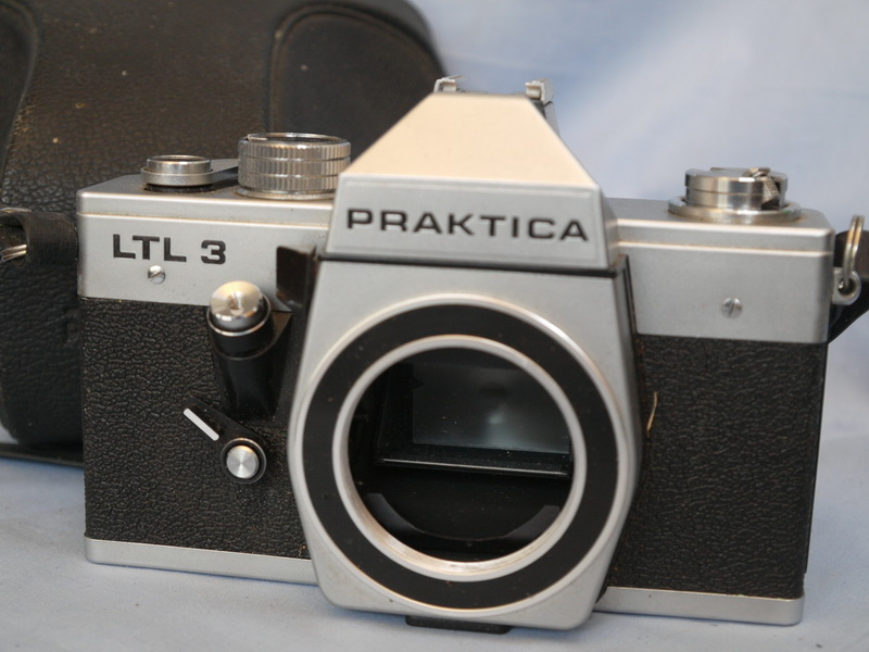 Praktica ltl3 m42 slr camera cased 5.99